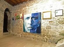 Mostra Artistas da Bisbarra.