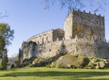 Castelo de Soutomaior, Camino de Santiago