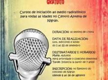Curso Radiofónico Onda Miñor