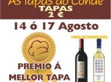 Gondomar celebra a II edición de Las Tapas del Conde