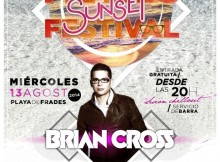 Frades Sunset Festival.