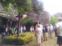 Éxito das visitas ao Pazo do Conde de Gondomar