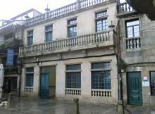 A Deputación destina 144.000 euros a recuperación e posta en valor dos xardíns da Casa-Museo da Navegación en Baiona