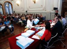 Preto de 180 mozos titulados traballarán en empresas de Vigo, Val Miñor, Redondela, Pazos de Borbén, Fornelos, Soutomaior ou Baixo Miño, no marco do Plan de Práctica Laboral da Deputación