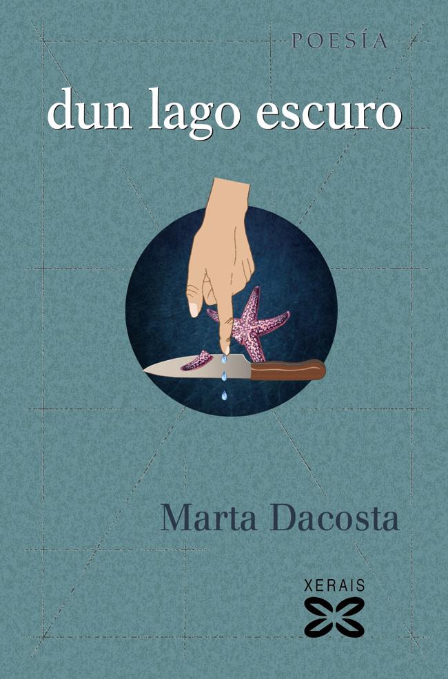 """Presentación do poemario """"dun lago escuro"""", de Marta Dacosta. Premio Johán Carballeira 2013."""