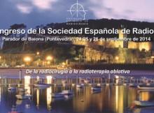 Baiona acolle dende hoxe a XIV edición do Congreso da Sociedade Española de Radiociruxía.
