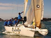 MRCY de Baiona convoca á frota de J80 de Galicia a participar no seu Trofeo de Outono