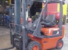 Curso de operador de carretillas elevadoras en Gondomar