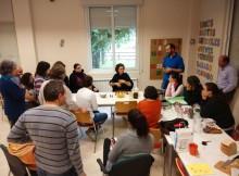 25 xoves desempregos participan nun curso de herboristería e herbas medicinais no Concello Ribadumia.