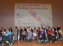conselleira de Traballo e Benestar, Beatriz Mato, clausurou onte en Santiago a xornada de parálise cerebral organizada por Aspace e recolleu en nome da Xunta o premio 'Ipsen Pharma para unha institución pública'
