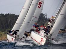 Canarias Explosivos, Salem e Movistar lideran a Final do Campionato de España de Cruceiros