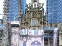 Goberno de España, Xunta de Galicia e Catedral firman un protocolo para a restauración integral da Catedral de Santiago