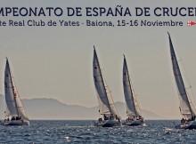 O Monte Real Club de Yates (MRCY) acolle este fin de semana a final do Campionato de España de Cruceiros