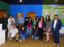 """Quince moz@s de Gondomar reciben o diploma """"Retoque Dixital Fotográfico"""" do programa Actívache da Deputación de Pontevedra"""