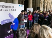 """A Xunta organiza a andaina """"Camiño ao respecto"""" para expresar o rexeitamento da violencia de xénero"""