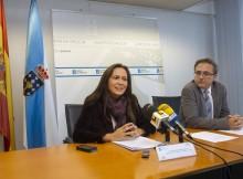 Os 14 concellos da área territorial de Vigo beneficiaranse dun investimento de case 1,3 millóns de euros, un 75% máis, para a ampliación, mellora e mantemento de camiños e estradas rurais