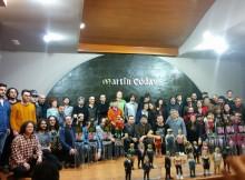 Presentados os 54 finalistas aos II Premios Martín Códax da Música, galardóns que contan co apoio da Consellería de Cultura e Educación