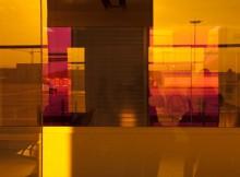 """Inauguración da mostra fotográfica """"I T I N E R A N C I A (S)"""", de Santi Vega no IEM."""