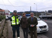 Presentado o Plan Integral de Vixilancia en estradas secundarias na provincia