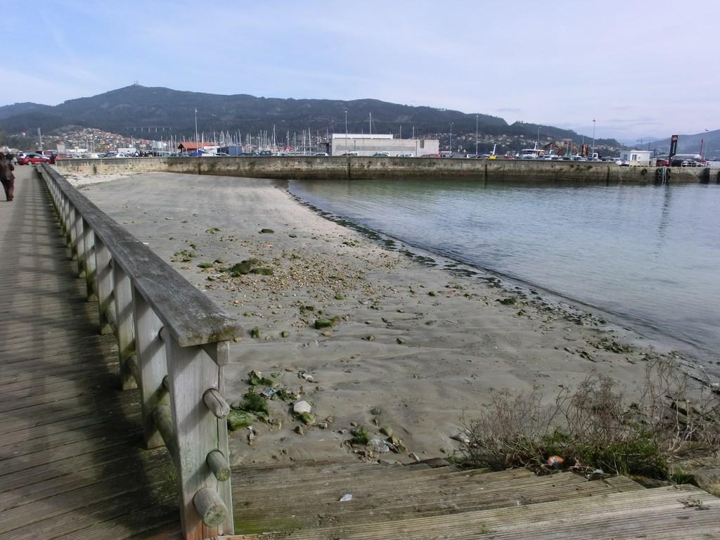 Portos de Galicia aproba a delimitación de espazos e usos portuarios do peirao de Moaña