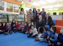"""Conselleiro de Educación felicita ao CEIP Alexandre Bóveda polo premio obtido no concurso de traballos por proxectos na biblioteca escolar con """"Medindo e contando"""""""