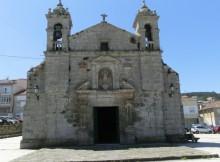 Santa Liberata (Baiona), da cruz á reliquia