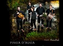 A Concellaría de Cultura organiza un concerto de música tradicional e folk do grupo lugués Os Minhotos, que presentan o seu primeiro traballo discográfico, Pinga d'Auga.