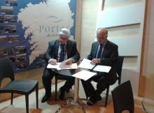 Portos de Galicia explora canles de negocio para os peiraos deportivos galegos con entidades de Francia, Italia e Portugal