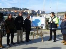 Portos de Galicia comeza a remodelación das instalacións portuarias de Baiona