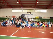 Torneo solidario tenius Gondomar