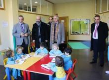 delegado-territorial-Xunta-Pontevedra-José-Manuel-Cores-Tourís, visitou--escolas-infantís-Tranvía-Bueu-xestionadas-Asociación-Educativa-Tranvía