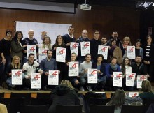 Nigrán acollerá a I Milla Solidaria Anemia de Fanconi
