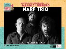 """""""Narf Trío""""-chega-Redondela-Rede-Músicas-Soltas"""