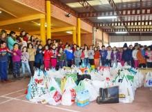 Recollida-solidaria-alimentos-CEIP-Serra-Vincios-Gondomar