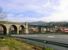 Dúas-obras-enxeñería-transporte-ferroviario-construidas-século XIX-viaductos-principais-sinais-identidade-Redondela