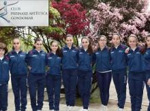 Campionato de Niveis de Patinaxe Artística en Gondomar
