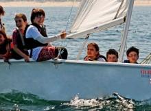 Monte-Real-Club-Yates-Baiona-organiza-campamento-náutico-máis-pequenos-poidan-gozar-vacacións-Semana Santa