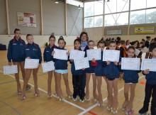 Grande-éxito-C.P. -Gondomar-campionato-Niveis-Patinaxe-Artística
