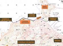 Medio-Ambiente-licita-obras-continuidade-carril-bici-Baiona-215.000 euros