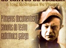 """biblioteca de Soutomaior acolle unha lectura pública de """"Vos contos de Joselín"""" con motivo do Día Mundial do Teatro"""