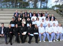 """O obradoiro """"Hostalería do Salnés VI"""" culmina a formación dos 23 alumnos especializados en cociña e restauración"""