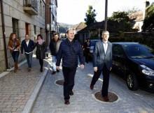 Fernando-Guitián-Rafael-Louzán-visitan-obras-Gondomar-Deputación-Pontevedra