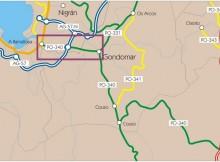 Medio-Ambientemellora-seguridade-estrada-PO-340-Gondomar-Ramallosa-concello-Nigrán