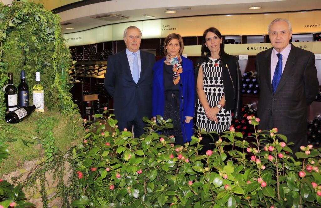 Turismo de Galicia 'Camiño, Viños e Camelias' promóvese en París ata o día 2 de maio