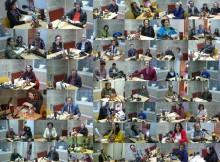 Día Internacional do Libro lectura do Quixote radiofónica Redondela