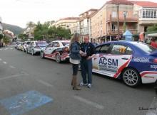 Éxito de público e organización no 51º Rallye Rías Baixas