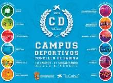 Campus Deportivos Concello de Baiona 2015