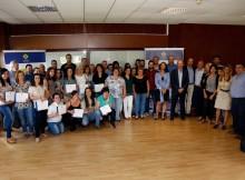 Louzán entrega diplomas do programa aQuelando3