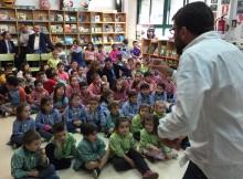 Xunta-leva-escolas-galegas-Protexendo-Camiño-programa-para-difundir-valores-xacobeos