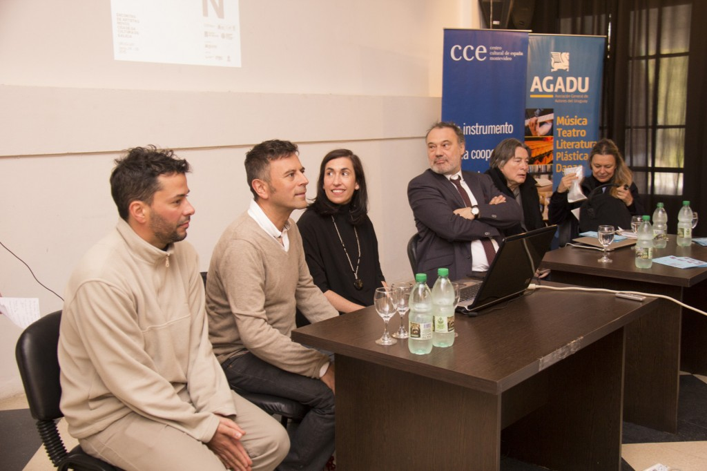 Cultura-Educación-participa-Uruguai-encontro-artistas-novos-celebrado-fóra-Cidade-Cultura